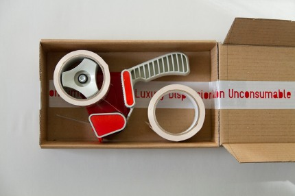 Unconsumable Global Luxury Dispersion, Promo! Including Packaging Tape and Dispenser. Multiple2